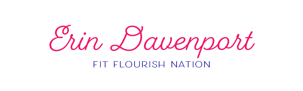 Erin Davenport | Fit Flourish Nation logo